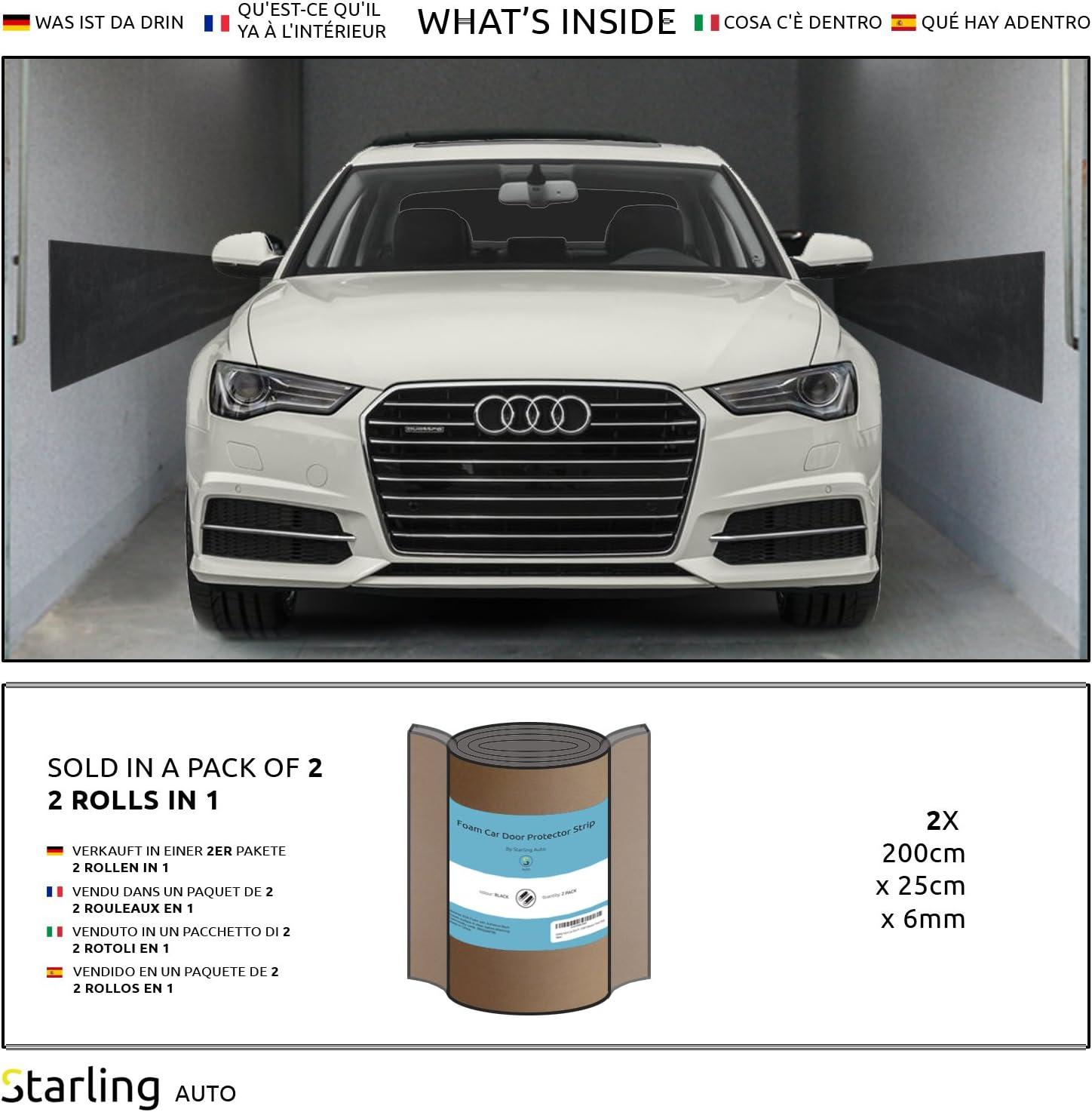 Starling Auto de la puerta del coche protector | EDICIÓN PRIMERA ...