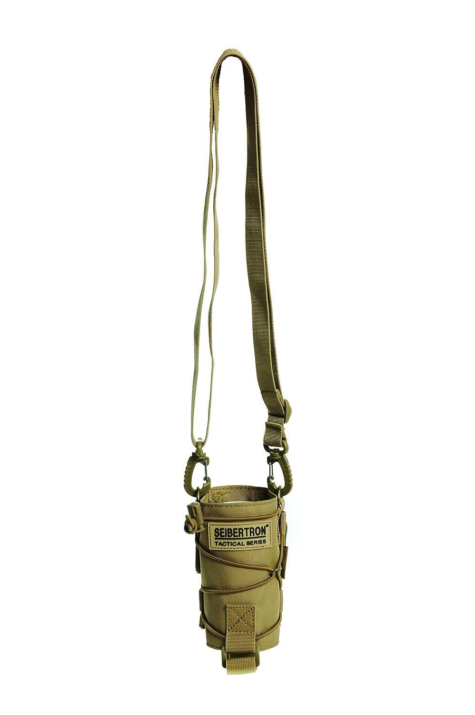Ltd. Seibertron Unisex Tactical Durable UV Resistant H2O Carrier//Bottle Holder MOLLE Compatible Water Bottle Pouch Shenyang Seibertron E-Commerce Co
