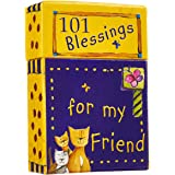 """""""101 Blessings for My Friend"""" Cards - A Box of Blessings"""