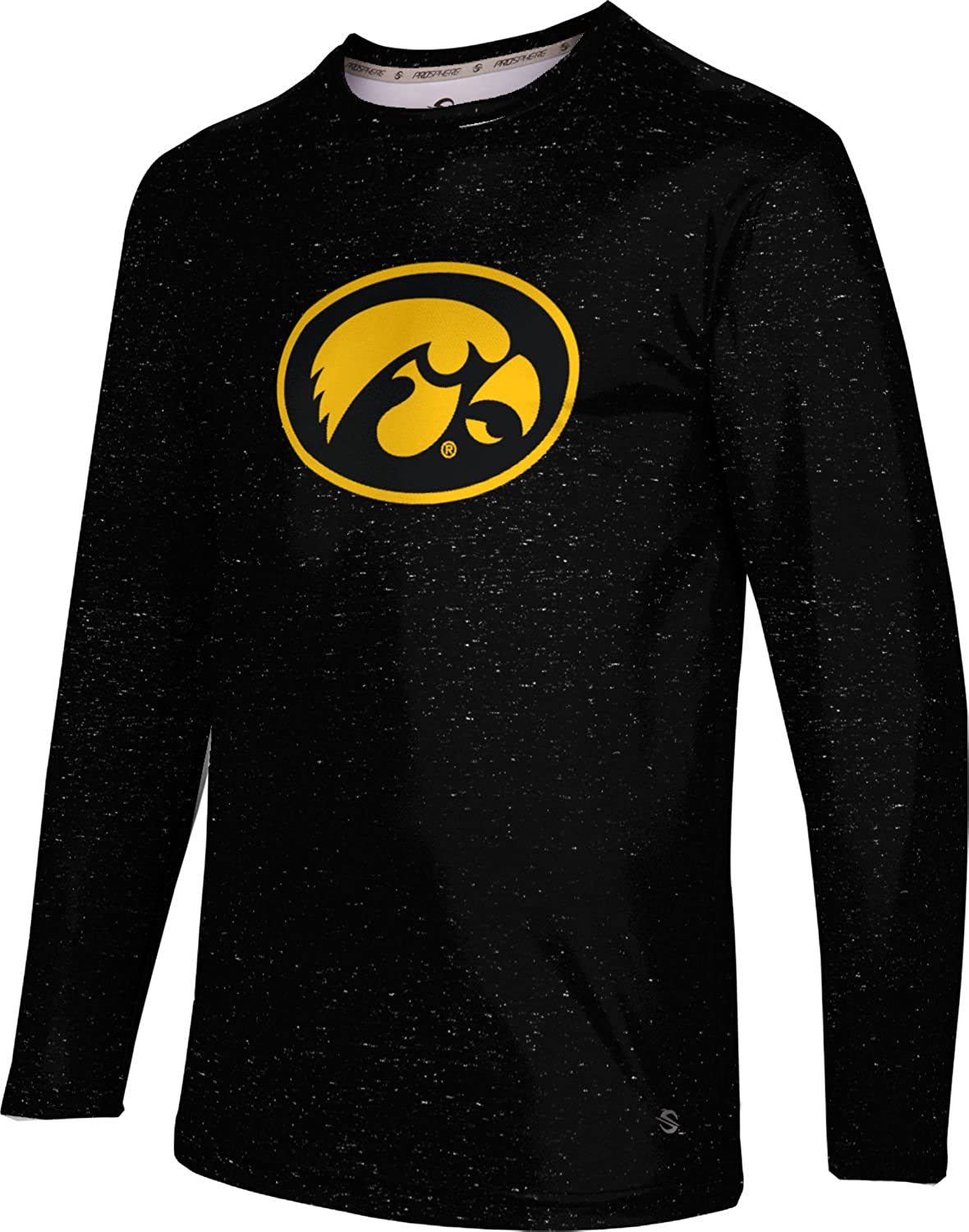 ProSphere University of Iowa Mens Long Sleeve Tee Heathered