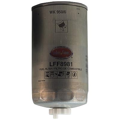Luber-finer LFF8981 Heavy Duty Fuel Filter: Automotive