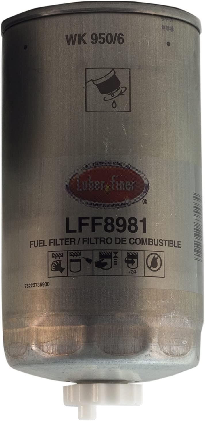 Luber-finer LFF8981 Heavy Duty Fuel Filter