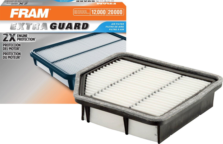 FRAM CA10347 Extra Guard Rigid Rectangular Panel Air Filter