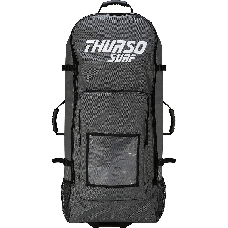 THURSO SURF インフレータブルパドルボード キャリーバッグ SUPローラーバックパック 最大12フィート6インチのiSUPに対応 アクセサリー 超耐久性 快適 便利   B07L6X7181