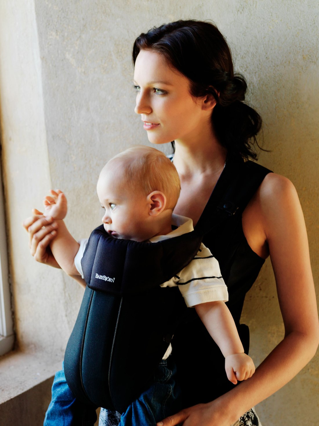 ad084345d21 BabyBjorn Baby Carrier Active (Black Black)  Amazon.ca  Baby