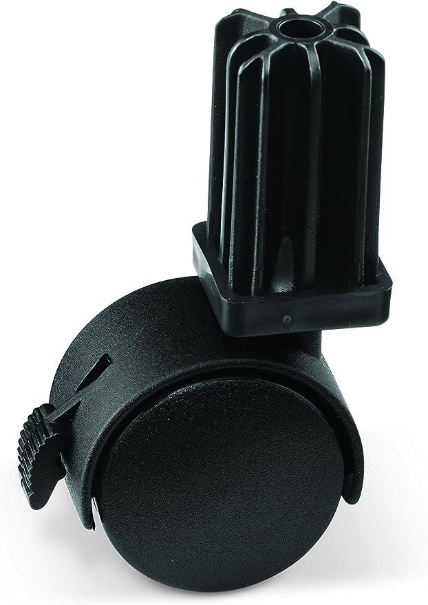 incluye inserci/¨/®n de rueda Weber 6414 rueda giratoria