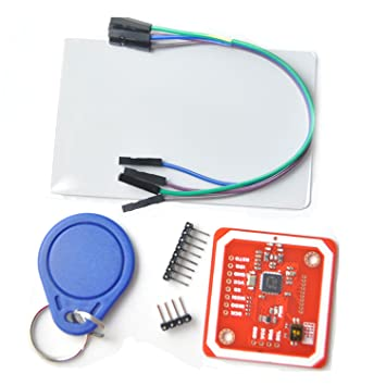 Diymall PN532 NFC RFID module V3 kits -- NFC for Android Phone