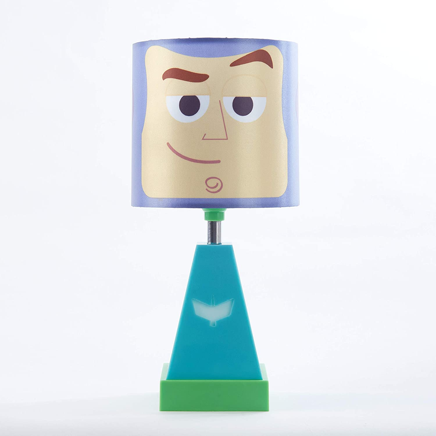 Disney Toy Story 4 2 in 1 Lamp, Blue
