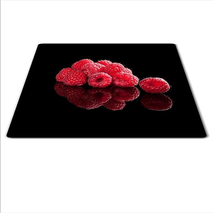 Universal Junta para proteger: de Cristal de estufa, cerámica, inducción y Gas, cada Junta ha 4 silicona pies que proteger contra arañazos, Deep Color ...