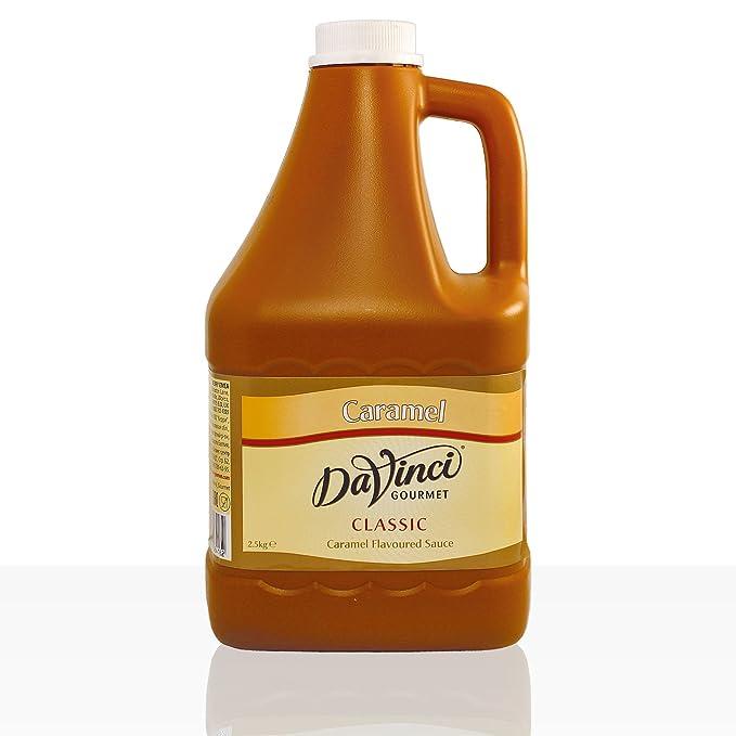 Da Vinci gourmet salsa caramelo 2,5 kg
