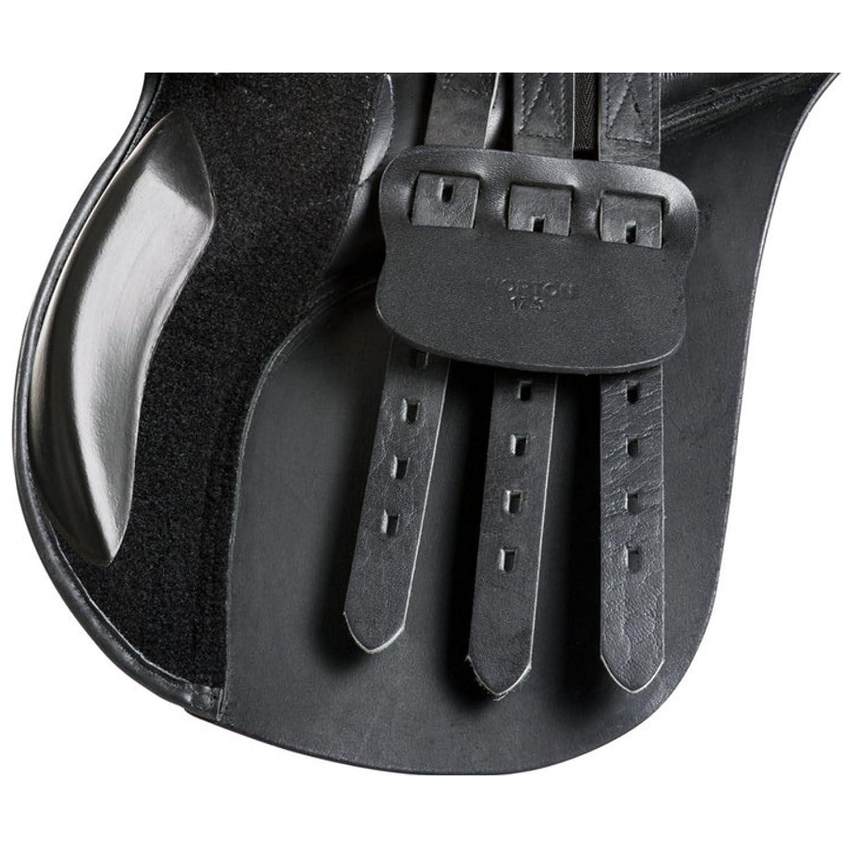 EKKIA(エキア) 乗馬用具 ブラック NORTON A/P PRO BLACK 17 111017170 111017170   B01MF8Q8V6