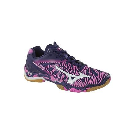 Mizuno Wave Mirage - Zapatillas de balonmano para mujer (talla 43)