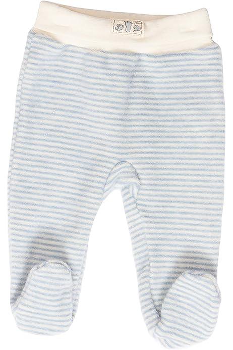 100303 Lilano Organic Merino Wool and Silk Baby Pajamas Romper Made in Germany.
