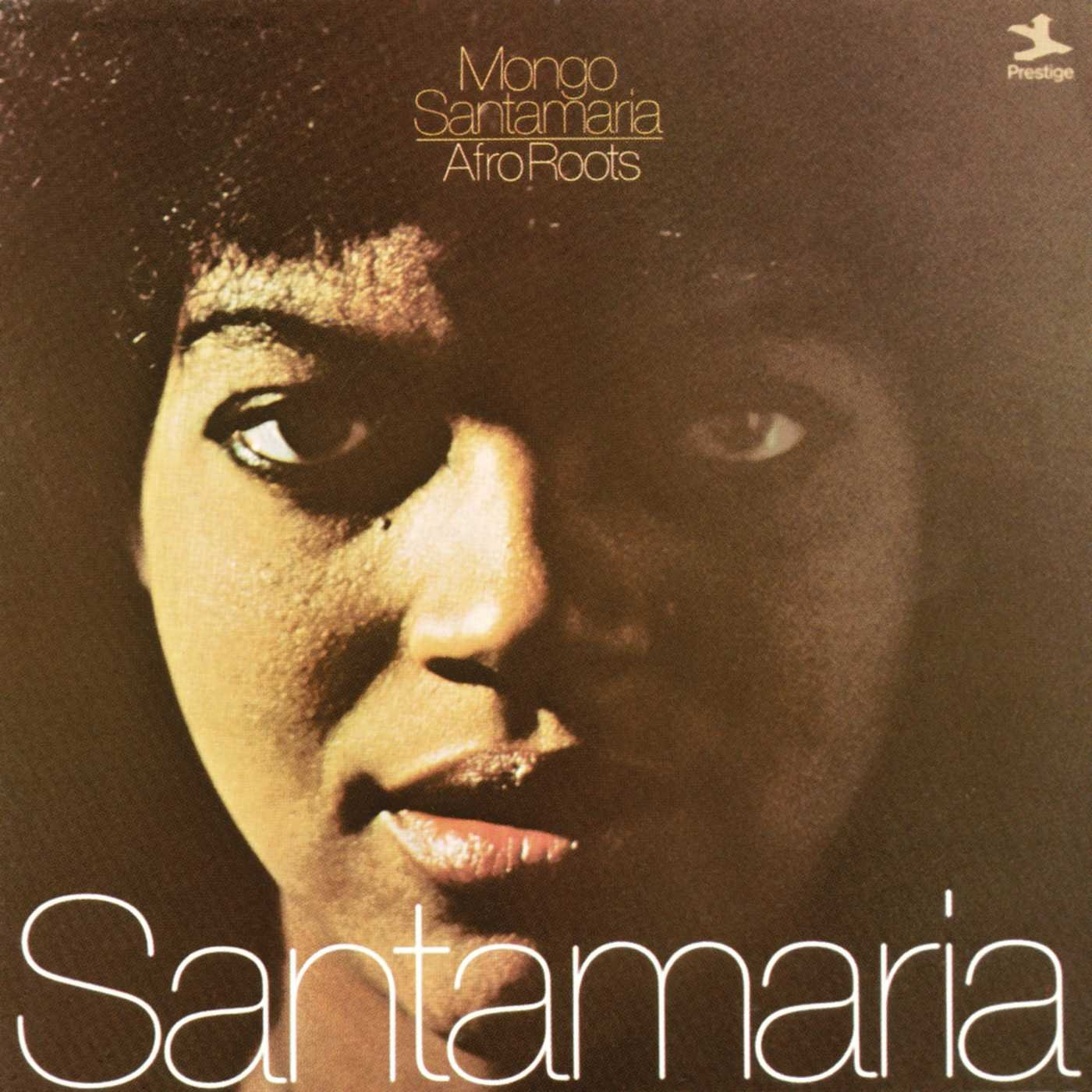 CD : Mongo Santamaria - Afro Roots (CD)