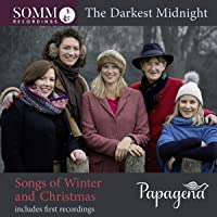 Songs Of Winter & Christmas [Papagena; Elizabeth Drury; Abbi Temple; Suzzie Vango; Suzie Purkis; Sarah Tenant-Flowers] [Somm Recordings: SOMM 0189]