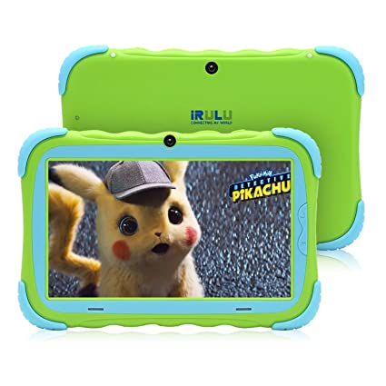 iRULU 7 Pulgadas Android 7.1 Kids Tablet IPS HD Pantalla 1GB/16GB ...