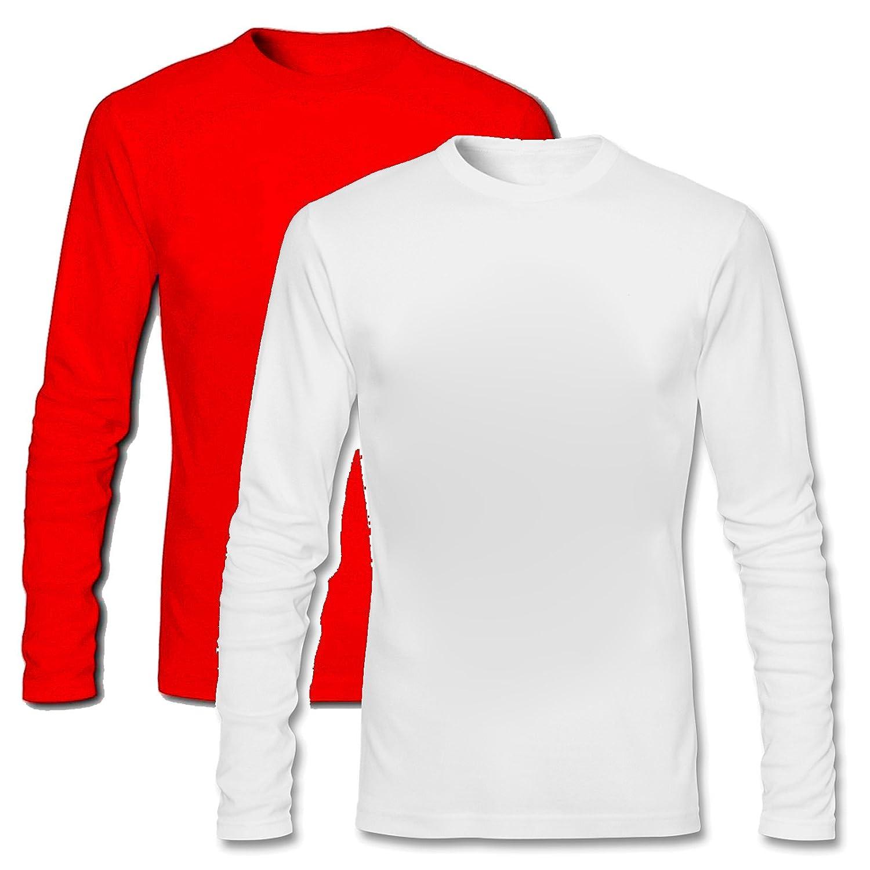 red t shirt full sleeve