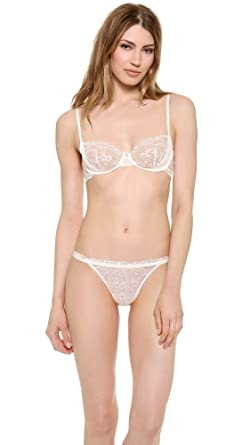 b3b6da0173 Calvin Klein Women s CK Bare Underwire Bra at Amazon Women s Clothing store