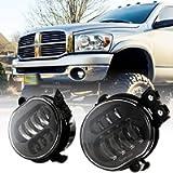 BICYACO New Version LED Fog Light for Dodge Ram 1500 2002-2008 Dodge Ram 2500/3500 Pickup Truck 2003 2004 2005 2006 2007…