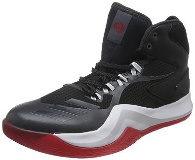 Adidas uomini d rosa dominano iv scarpe da basket.