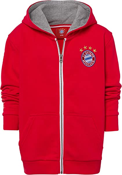 FC Bayern M/ünchen Kapuzenjacke Classic Navy
