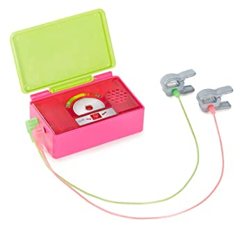 MGA Entertainment Project Mc2 Lie Detector Kit de experimentos - Juguetes y Kits de Ciencia para