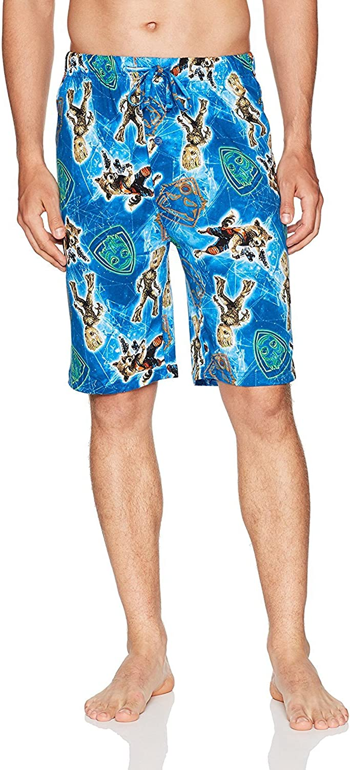 Marvel Men's Groot Jam Short