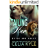 Tailing Her (BBW Paranormal Shapeshifter Romance) (Lions in the City Series Book 2)