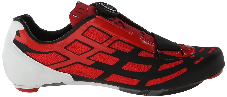 PEARL IZUMI Pro Leader II Rennrad Fahrrad Schuhe Schuhe Schuhe rot schwarz 2015 55c2b8