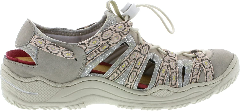 Rieker L0577 Femme Chaussures /à Enfiler,Slip-on,Occasionnel,Loisir