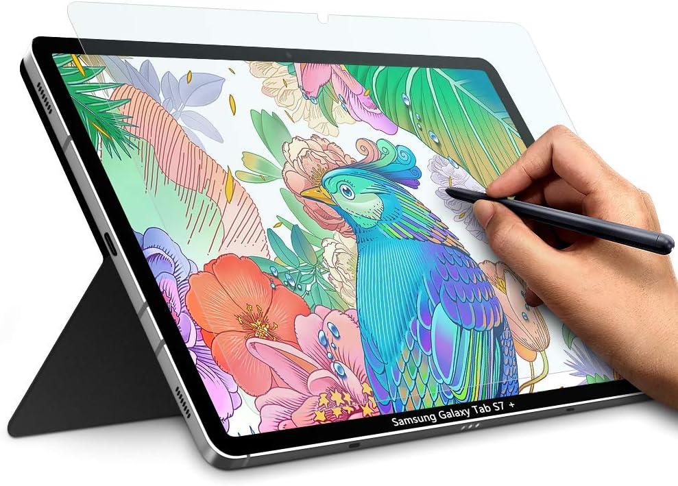 Paperfeel Displayschutzfolie Für Galaxy Tab S7 27 9 Cm 11 Zoll 2020 Fühlt Sich An Wie Auf Papier Blendfreie Matte Pet Folie Elektronik