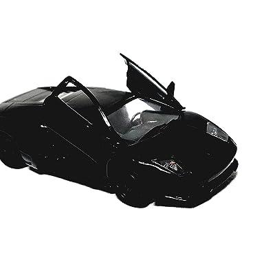 "5"" Die-cast Metal Lamborghini Murcielago LP640 1/36 Scale, Pull Back n Go Action.: Toys & Games"