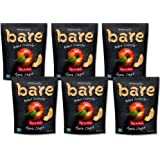 Bare Natural Apple Chips, Fuji & Reds, Gluten Free + Baked, Single Serve Bag - 1.4 Oz (6 Count)