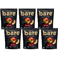 Bare Natural Apple Chips, Fuji & Reds, Gluten Free + Baked, Single Serve Bag - 1.4 Oz (6 Count)