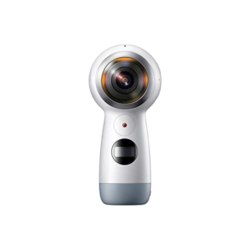 Samsung Gear 360 (2017 Edition) Real 360° 4K VR Camera (US Version