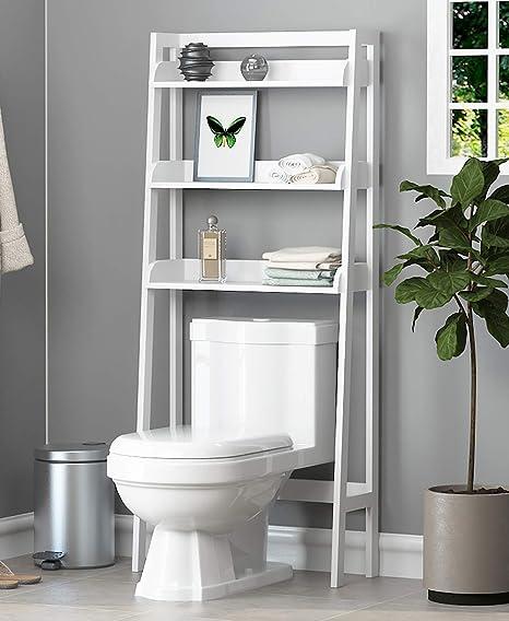 Organizador de baño UTEX3 para inodoro, cuarto de baño, ahorro de espacio