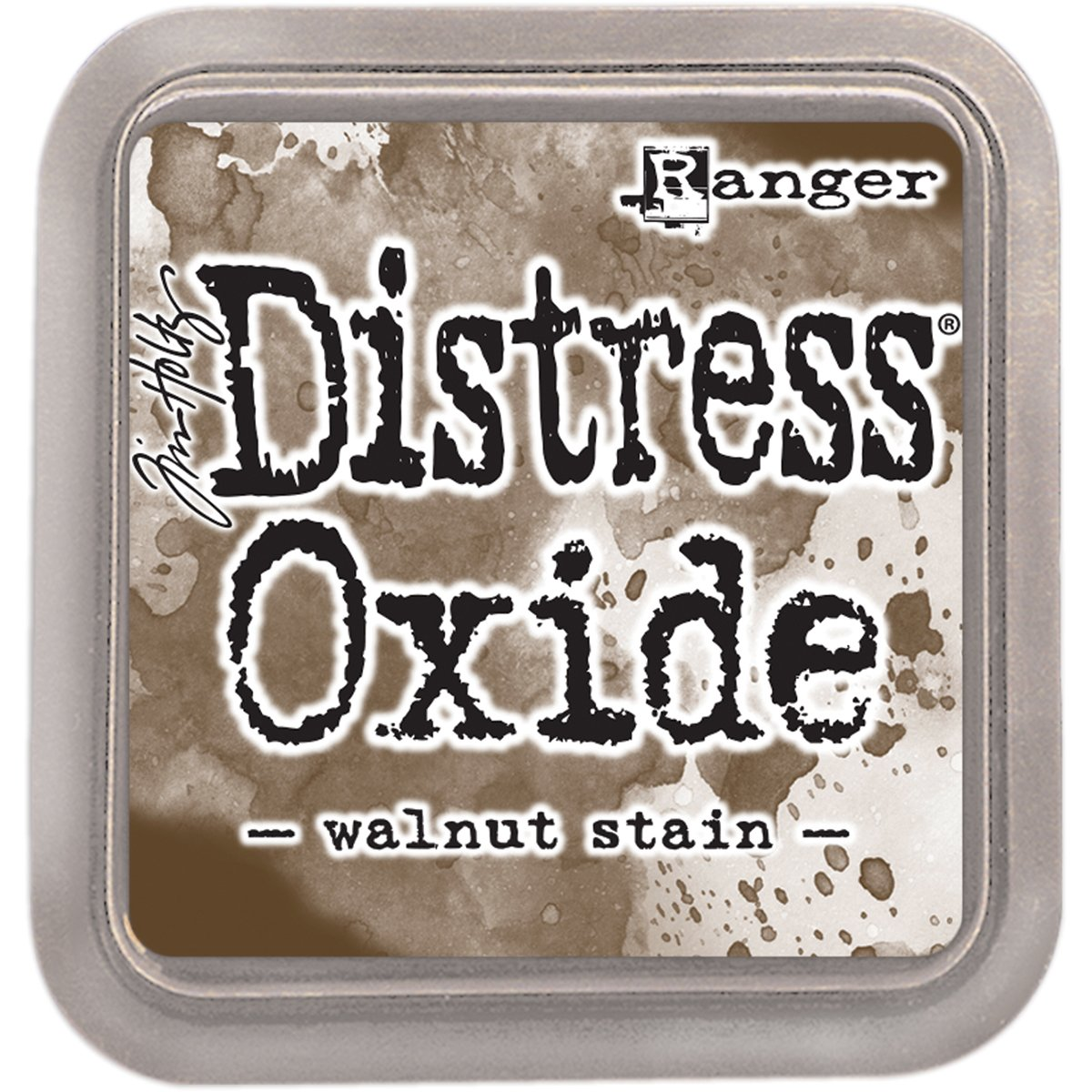 Ranger Walnut Stain Distress Oxide Ink Pad, Brown RGRTDO.56324
