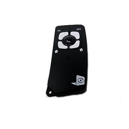 Amazon.com: RSI RC601 Wireless 4-Button Alarm Keyfob: MP3 ...