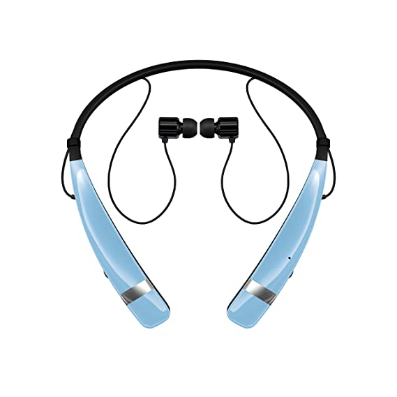 b930fce3a02 Image Unavailable. Image not available for. Color: LG Electronics Tone Pro  HBS-760 Bluetooth Wireless Stereo Headset - Retail Packaging ...