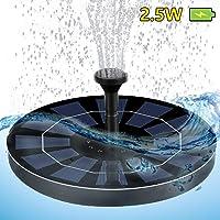 DIWUJI Solar Bomba de Fuente, Bomba de Agua