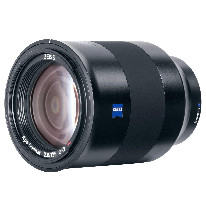 Carl Zeiss Batis 2.8/135 Lens Premium Kit para spiegellose Formato Completo Sistema de cámara Negro: Amazon.es: Electrónica