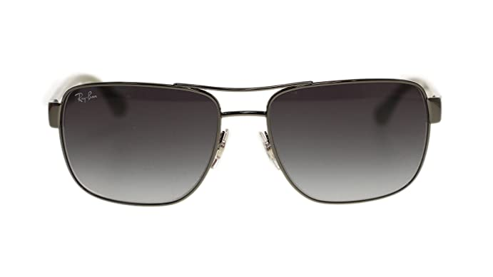 Ray-Ban RB3530 Sonnenbrille Gunmetal 004/8G 58mm wMWgmzcGuK