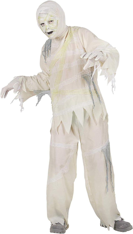 WIDMANN Widman - Disfraz de momia de halloween adultos, talla L ...