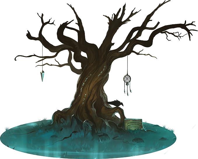 Asmodee LIBMYST02FR Mysterium - Extensión Hidden Signs: Amazon.es: Juguetes y juegos