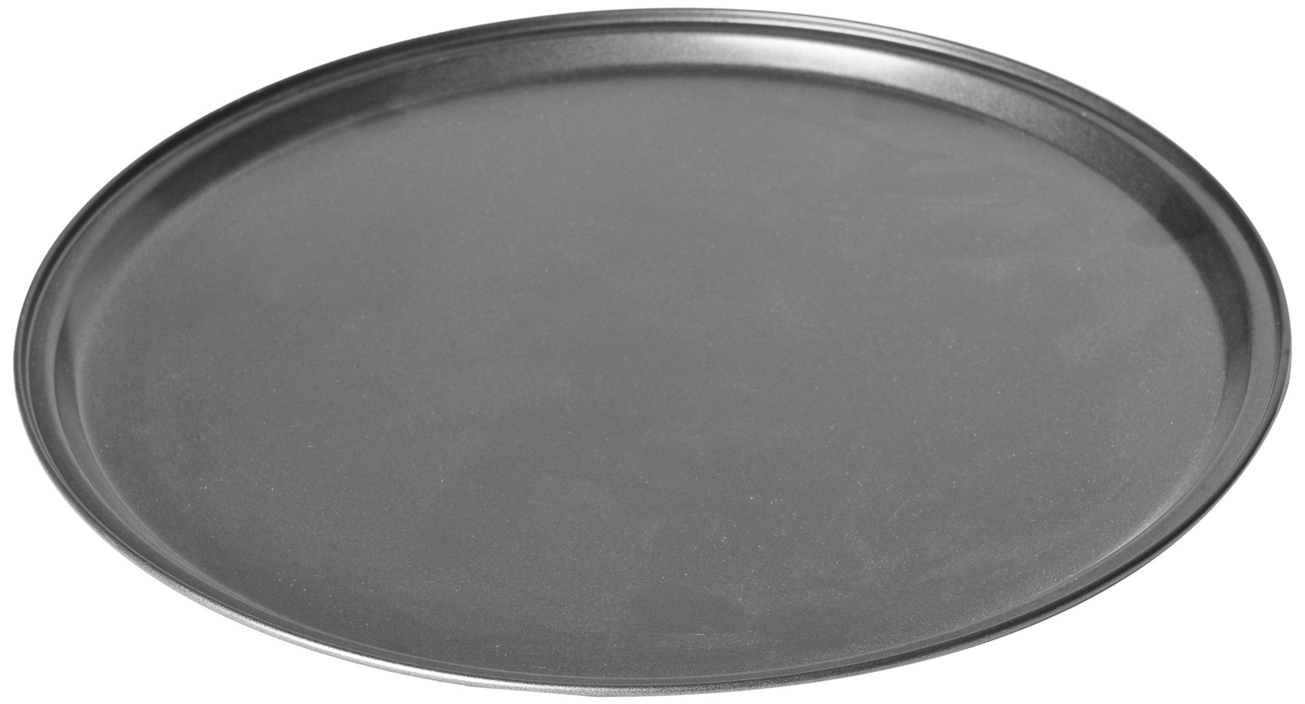 Chloe's Kitchen 201-122 11-Inch Pizza Pan, Full Bottom, Non-Stick by MDC Housewares Inc.