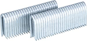 """Freeman FS105G1916 10.5-Gauge 1-9/16"""" Glue Collated Barbed Fencing Staples (1500 count) Rust and Corrosion Resistant for Fencing and Outdoor Use"""