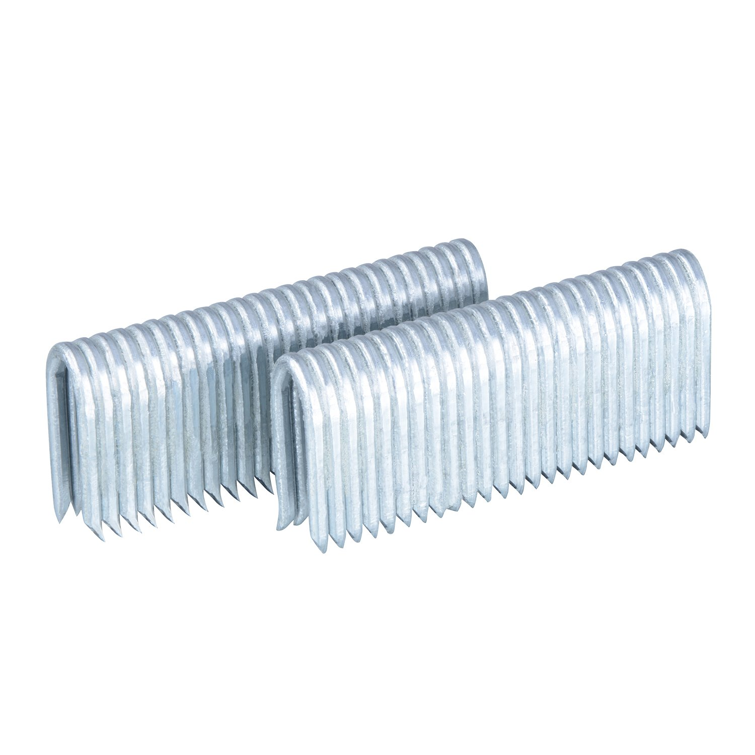 Freeman FS105G1916 10.5-Gauge 1-9/16'' Glue Collated Barbed Fencing Staples (1500 count) Rust and Corrosion Resistant for Fencing and Outdoor Use by Freeman
