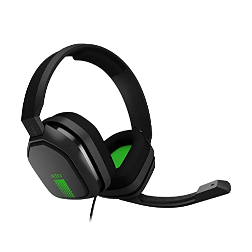 ASTRO Gaming A10 Headset for Xbox One Grey Green 3 5 MM N A WW