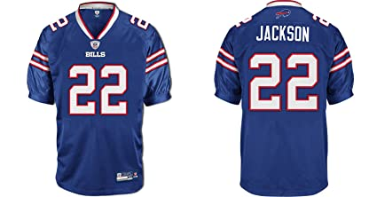 reputable site dbbed 64130 Amazon.com : Fred Jackson Like Authentic NFL Jersey Size 48 ...