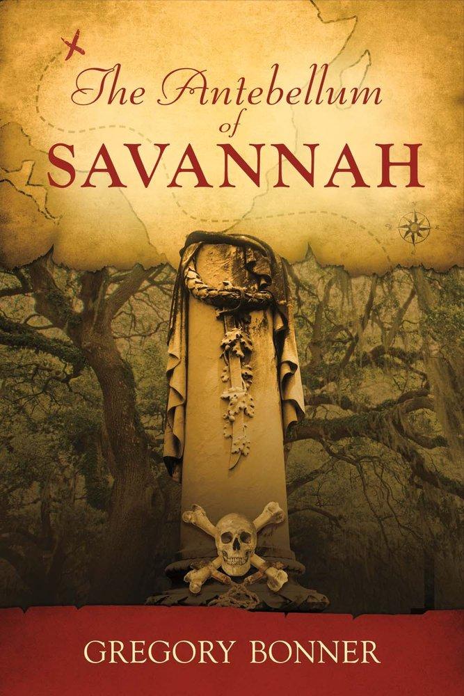 The Antebellum of Savannah PDF